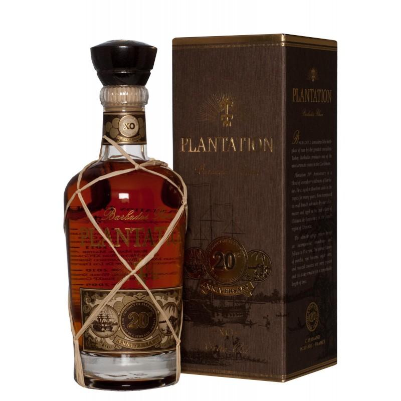 Plantation Barbados Extra Old Rum 40%vol 0,7l