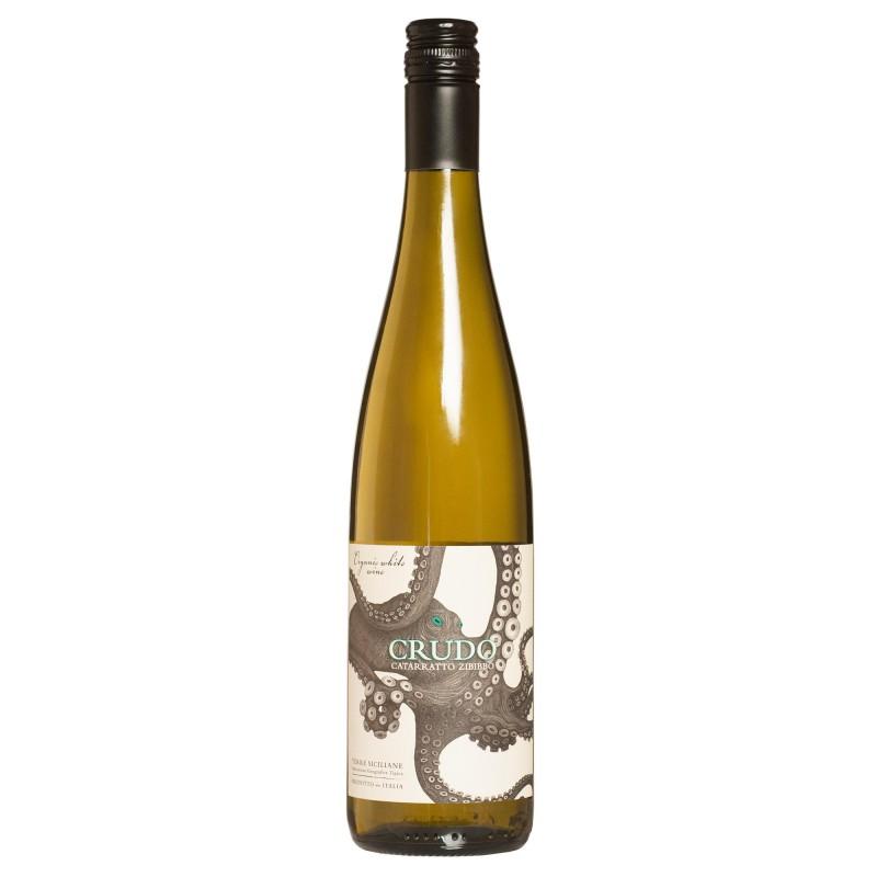 Crudo Catarratto Zibibbo Organic 12,%vol 0,75L