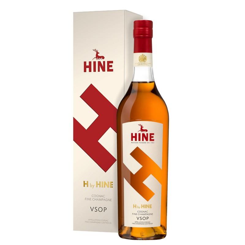 H by Hine VSOP Fine Champagne 40,0%vol 0,7L
