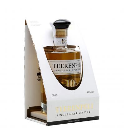 Teerenpeli Aged 10Y Single Malt Whisky 43,0%vol 0,5L